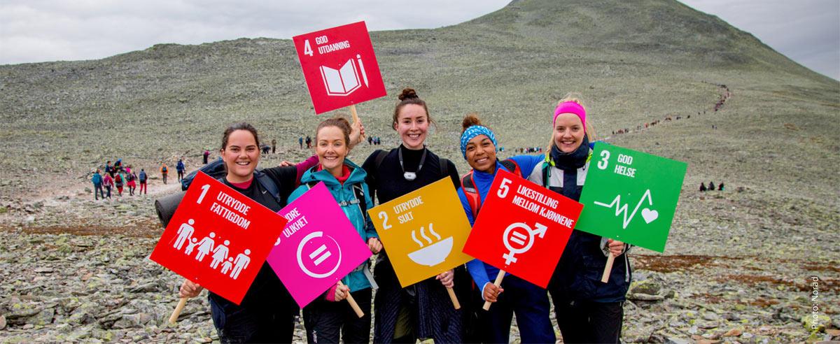 ODS en Noruega